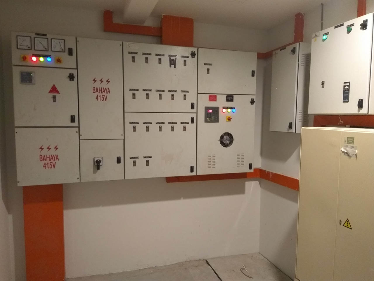 Electrical Works